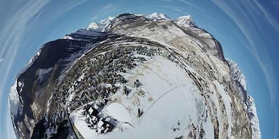 Aerial image  (Photo/Nathan Bilow)