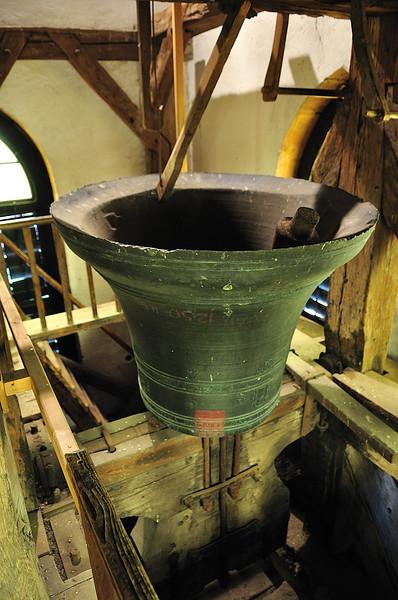 zvony v renesanční věži