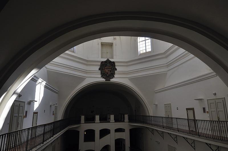 Národní muzeum hudby - interiér