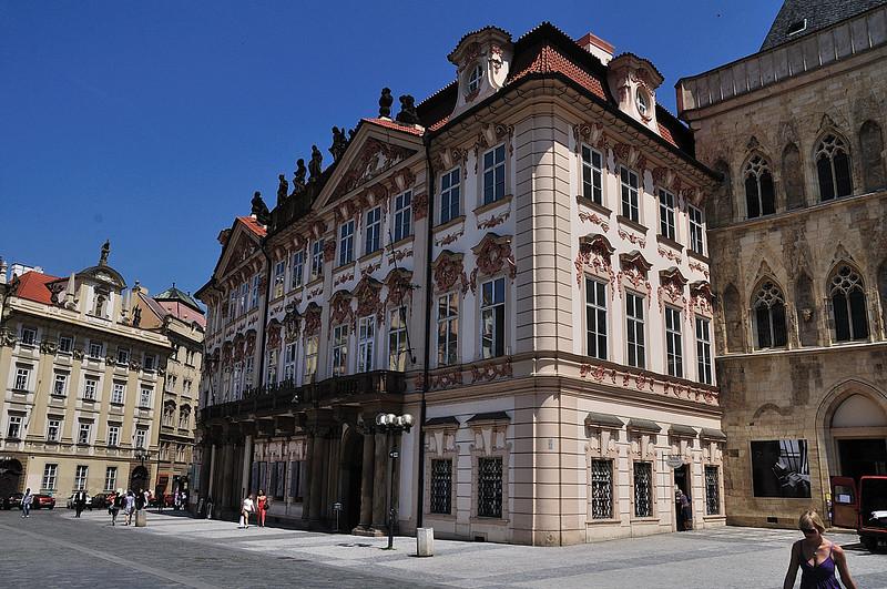 Kinských Palace