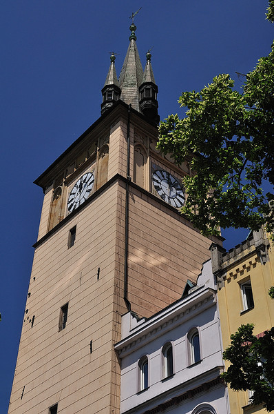 Old Town water tower