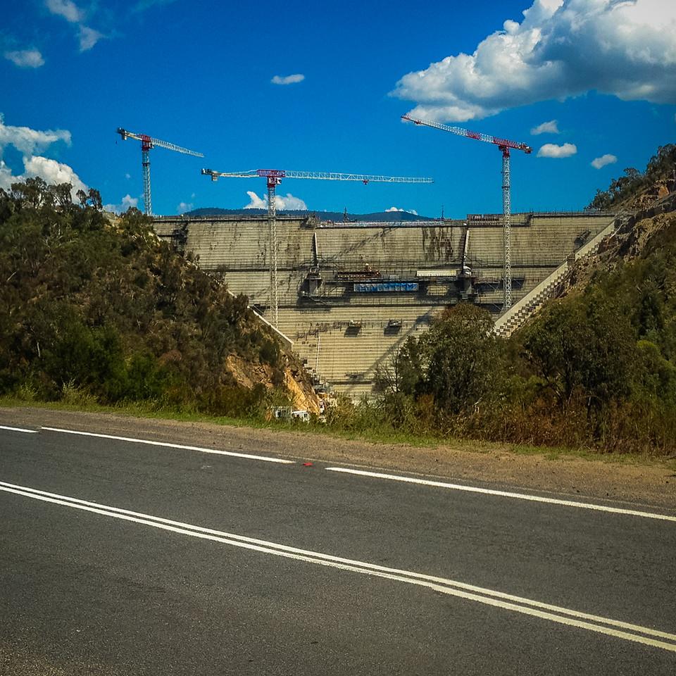 Cotter River, ACT, Australia