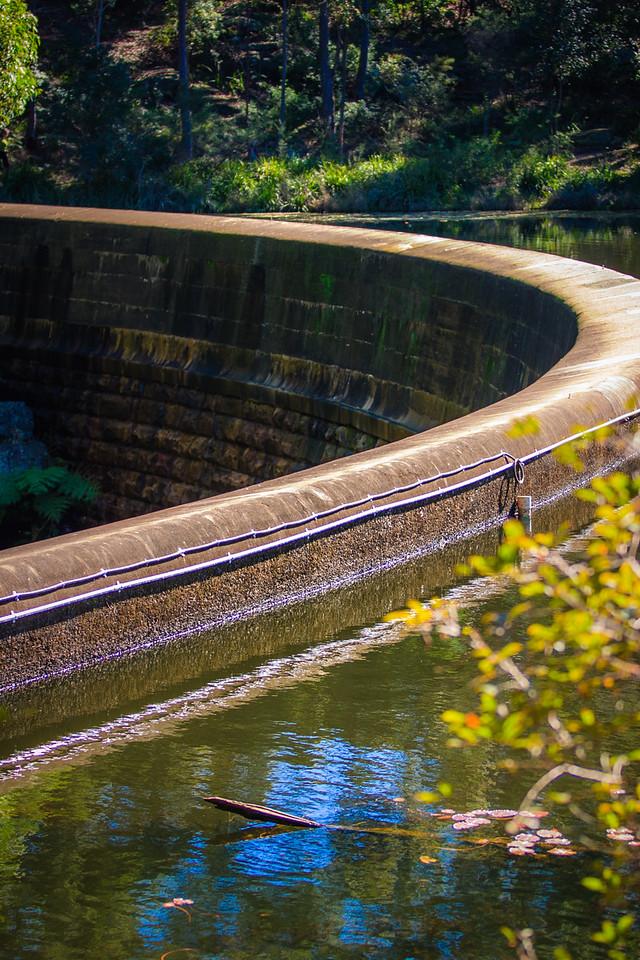 Dam, Lake Parramatta