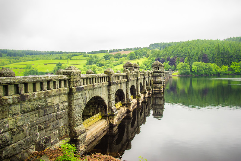 Dams, Weirs & Aqueducts