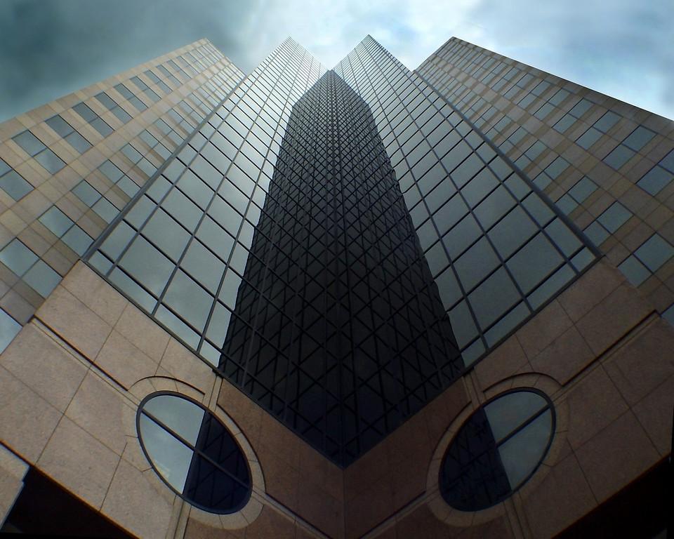 Utah One building in Salt Lake City