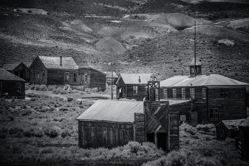eyelid dreams  &  waking up Pollyanna - Bodie Ghost Town - California