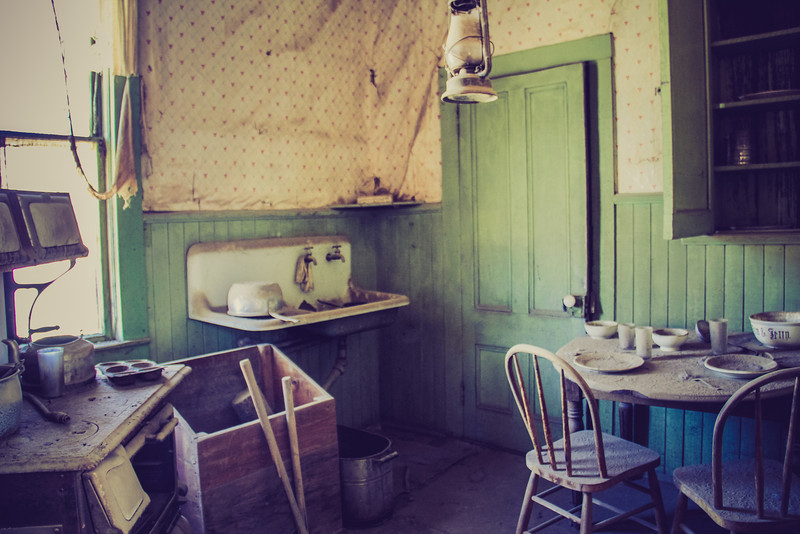 Now serving  Dust Bunnies  --- Bodie Ghost Town - California 2012