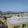 This is the view of SF bay with Alcatraze Isl.. It was taken out on the main floor balcany.
