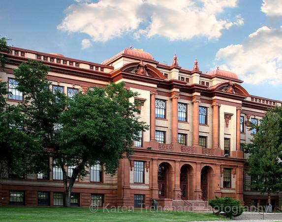 North High School, Denver, Colorado