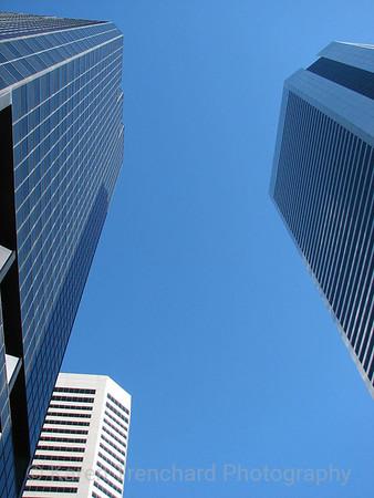 Denver, Colorado Skyscrapers