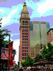 Denver-Colorado : Landmarks, Cityscapes, Parks, Skyline,Historic