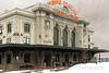 Union Station in the Snow, Denver, CO