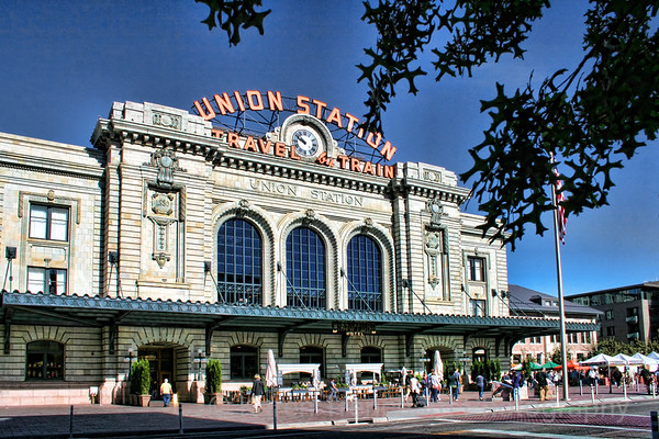 Union Station, Denver, Colorado 2016