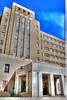 Building 500 on Anschutz Medical Campus, Aurora, CO. Fitzsimons Army Medical Center. University of Colorado