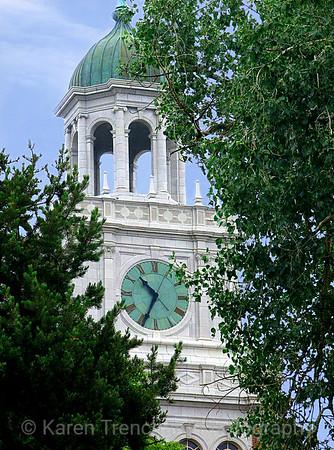 East High School Clocktower Denver, CO