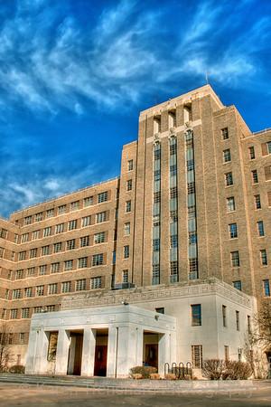 Building 500, University of Colorado Anschutz Medical Campus