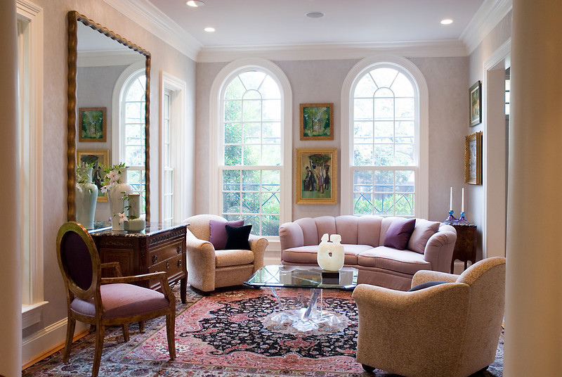 Glover Park, Washington, DC -  Designer: Marlies Venute, IFDA