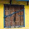 Shuttered Window, St. John's, Antigua