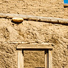 Adobe Architectural Details, Picuris Pueblo, New Mexico