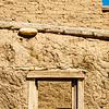 Adobe Architectural Details, Picuris Pueblo, New Mexico