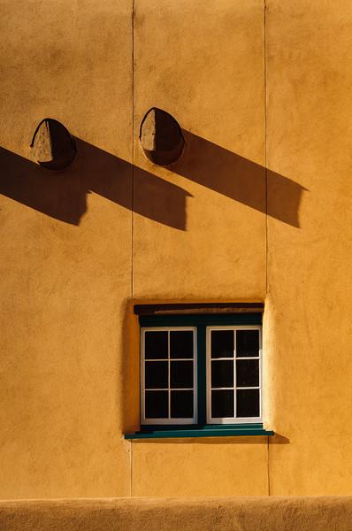 Cristo Rey Parish Church, Canyon Road, Santa Fe, New Mexico