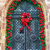 Christmas Decorations, Ca' d'Zan Mansion, Ringling Museum, Sarasota, Florida
