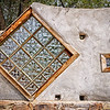 Architectural detail, River Street, Cerrillos, New Mexico