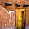 Adobe Architectural Details, San Ildefonso Pueblo, New Mexico