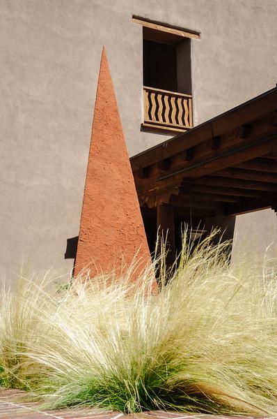 Santa Fe Community Convention Center, W. Marcy Street, Santa Fe, New Mexico