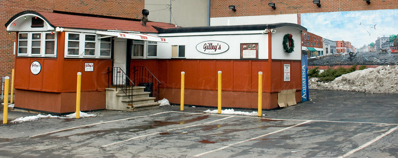 Gilley's Diner