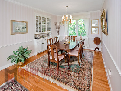 Dinning Room Real Estate Examples