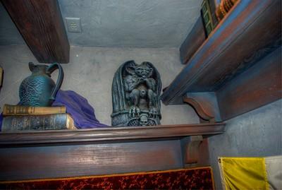 Disneyland Castle Heraldry Shoppe
