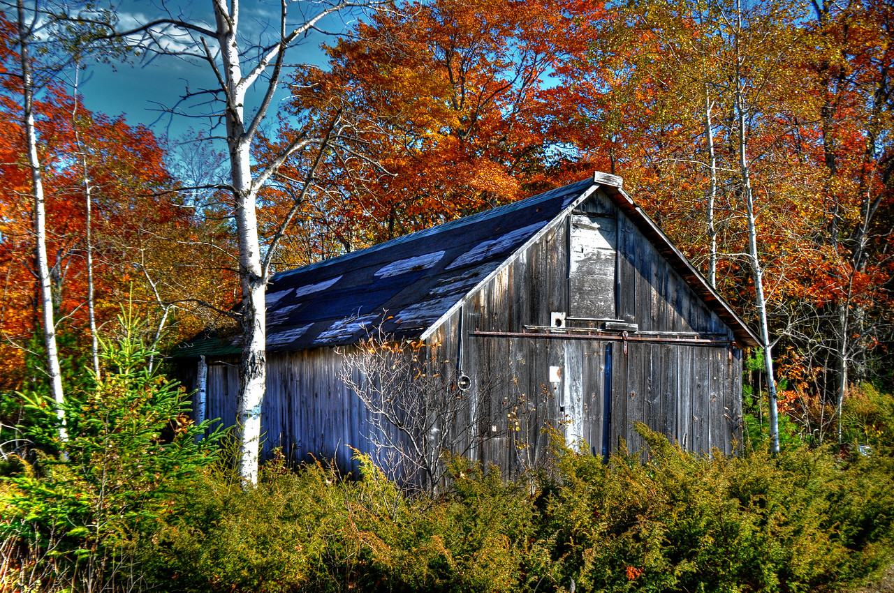 Appleport Barn
