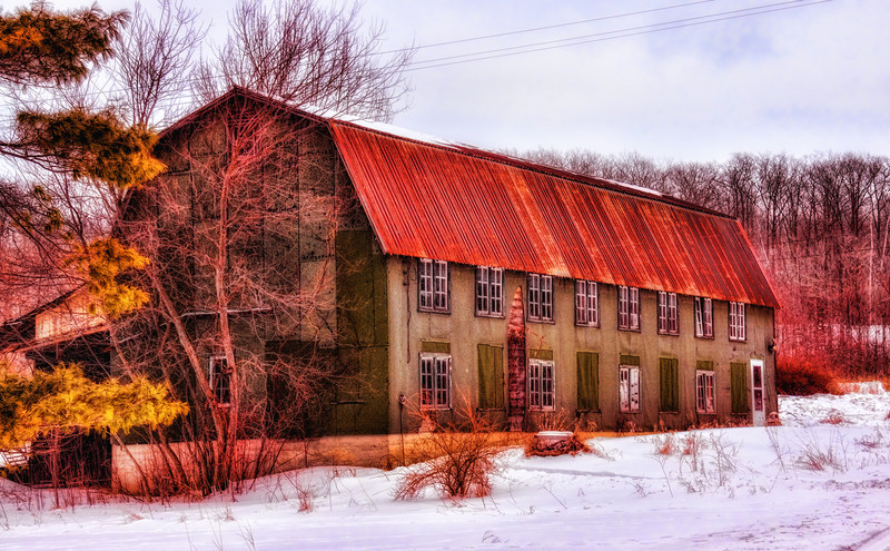 Badger Road Barn