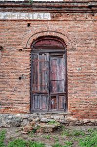 Door In Uruguay 11