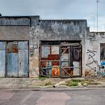 Garage Door in Rosario, Uruguay
