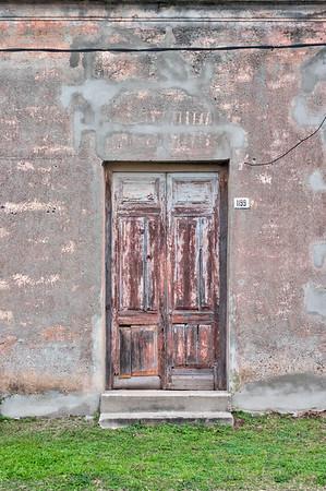 Door In Uruguay 21