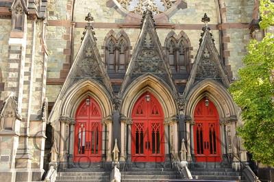 Three Red Doors -- DSC_0643