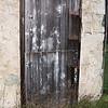 Weathered Door County barn door