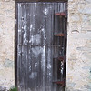 Weathered barn door on Maple Grove Road, Fish Creek, Wisconsin