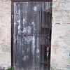 Weathered barn door on Maple Grove Road, Fish Creek, Wisconsin