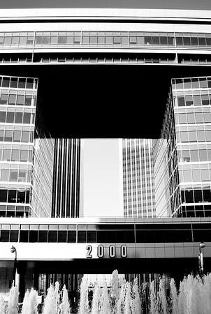Century City Architecture #1, Los Angeles, USA