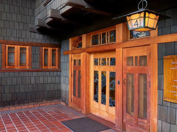 Gamble House #1 - Pasadena, CA, USA