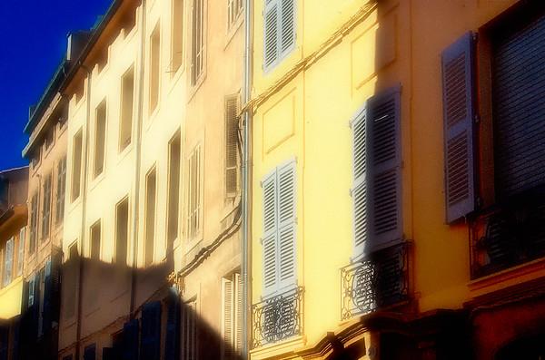 Street Scene #5 - Aix en Provence, France