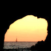 A Hole in the Rock (or Rock the View) - Cabo San Lucas, Mexico