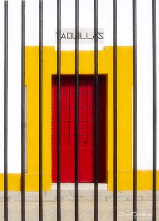 Plaza de Toros #1 - Seville, Spain