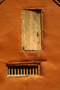 Window, Door in Santa Fe, New Mexico.