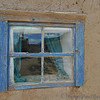 "Window from Indian Pueblo, Taos, New Mexico. <br /> The largest surviving multistoried Pueblo structure in the United States, and In 1992, the Pueblo was admitted by the United Nations to the ""World Heritage List,"" due to its uniqueness and universal value to the heritage of all mankind"