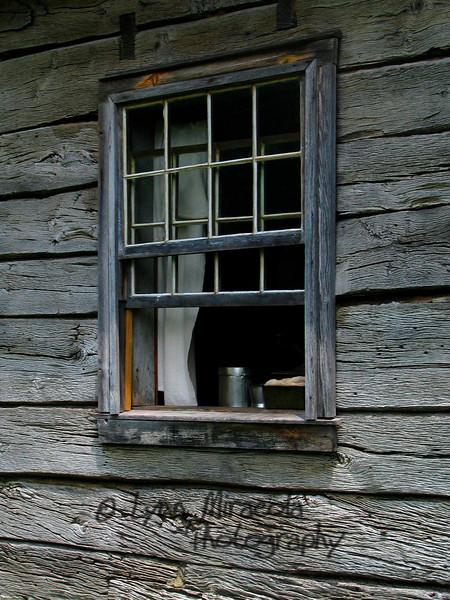 Weathered Window<br /> 7-13-06