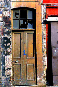 Door in New Orleans.